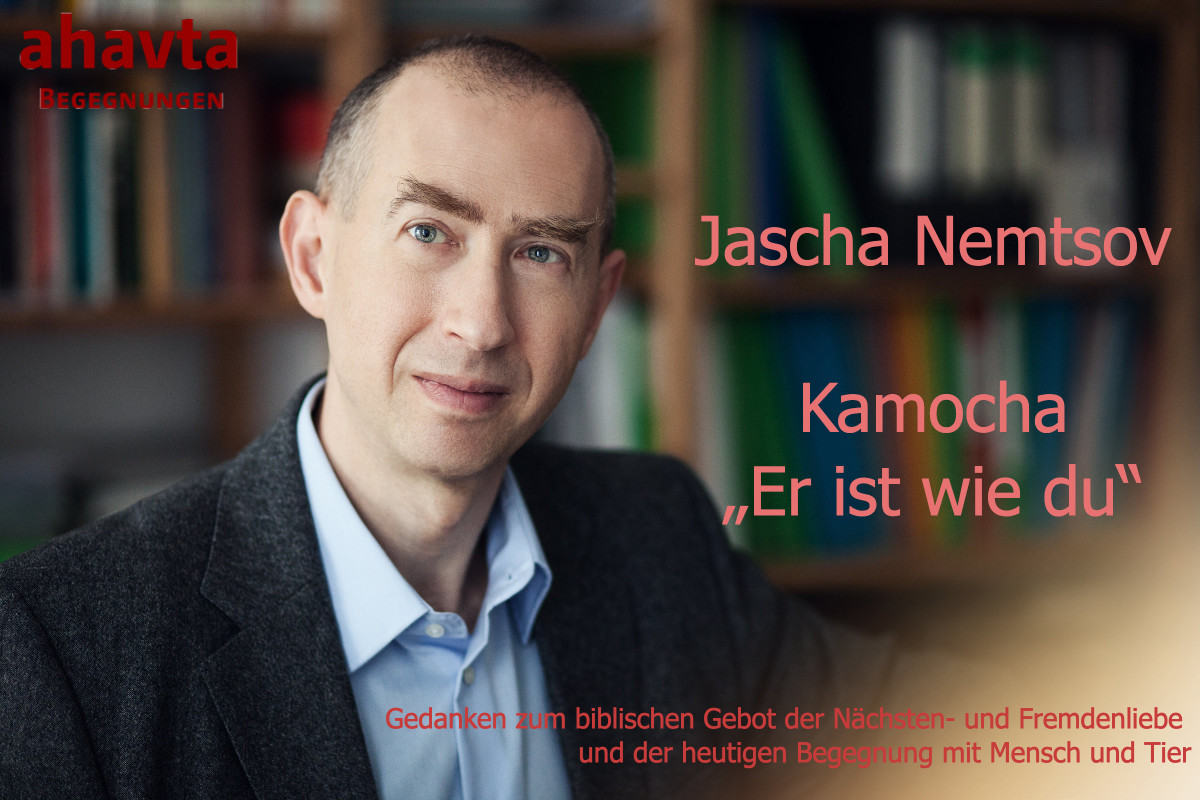 "Kamocha – ""Er ist wie du"""