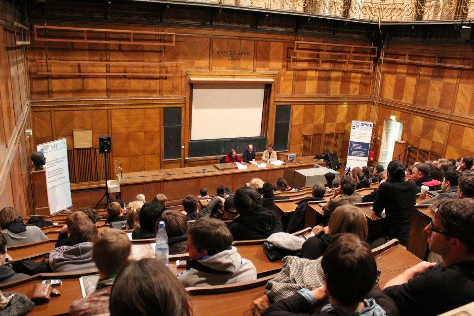 Vortrag: Antisemitismus als Ideologie des Islamischen Staates