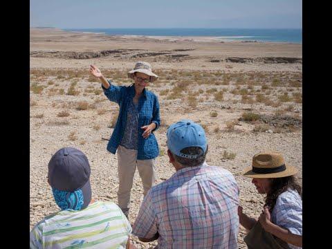 Tourismus in den Zeiten von Corona in Israel - Ein Gespräch mit Gundi Shachal, Reiseleiterin und Umweltaktivistin in Ein Gedi | YouTube
