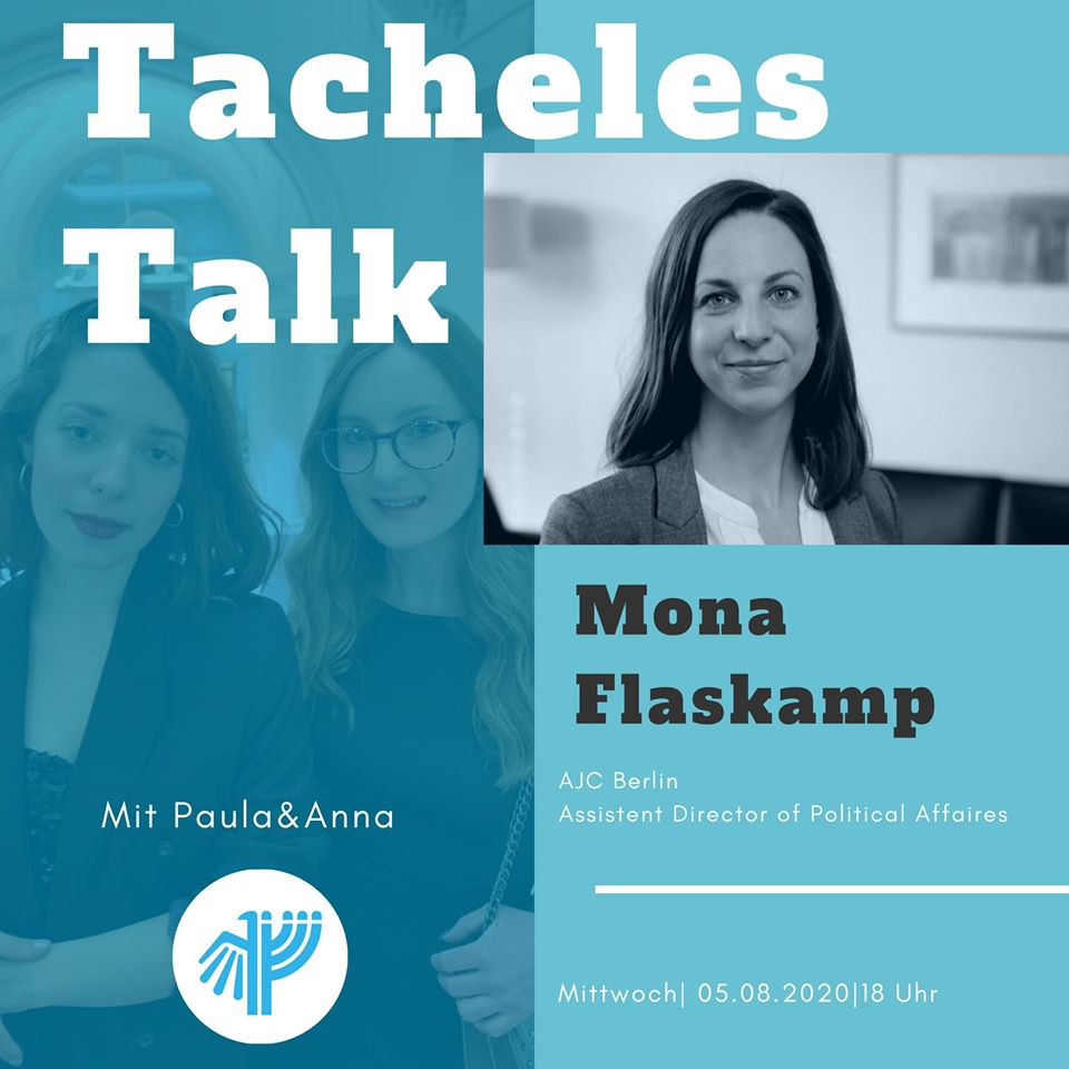 Tacheles Talk mit Mona Flaskamp