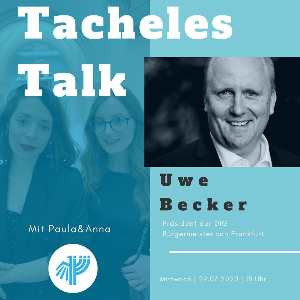 Tacheles Talk mit Uwe Becker