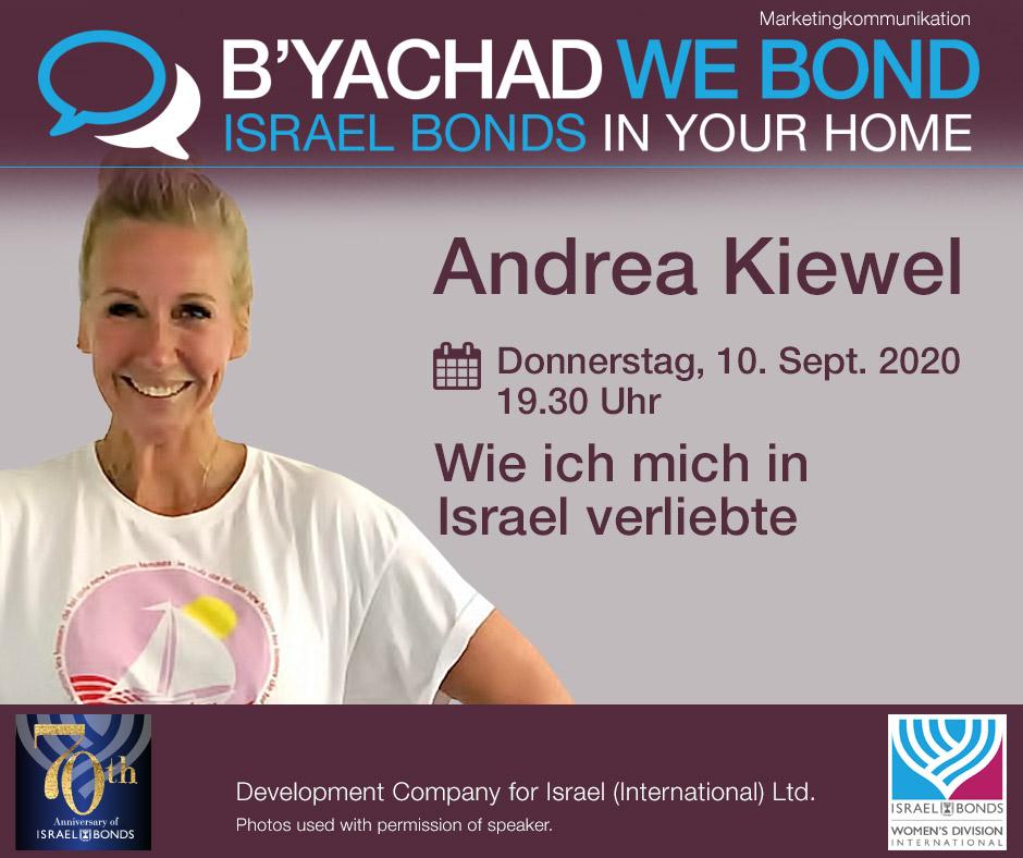 Wie ich mich in Israel verliebte