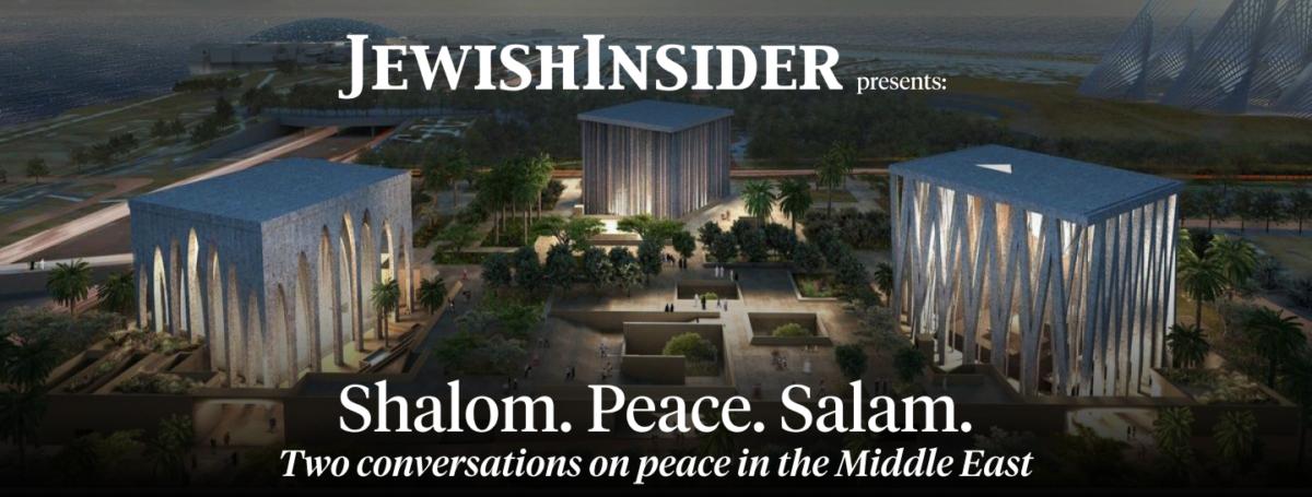 Jewish Insider webcast with UAE Amb. Yousef Al Otaiba, Haim Saban, Dina Powell McCormick, Amb. Lana Nusseibeh and Rabbi Yehuda Sarna