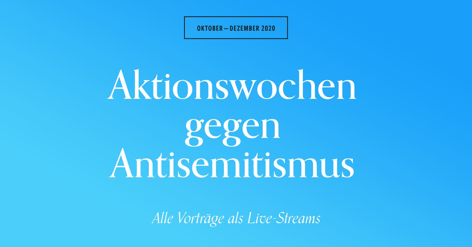 J. Weyand: Die Gegenwart des Antisemitismus