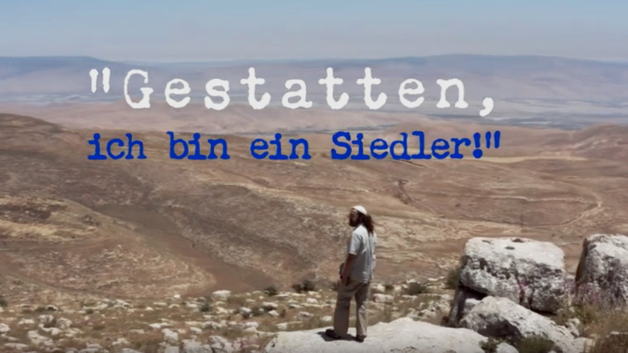 """Israelabend """"Westbank – eine biblische Analyse""""  mit Film """"Unsere Wurzeln sind jüdisch!"""""""
