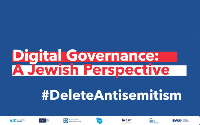 Digital Governance: A Jewish Perspective - Major Jewish organisations offer a unified position in response to the Digital Services Act consultation.