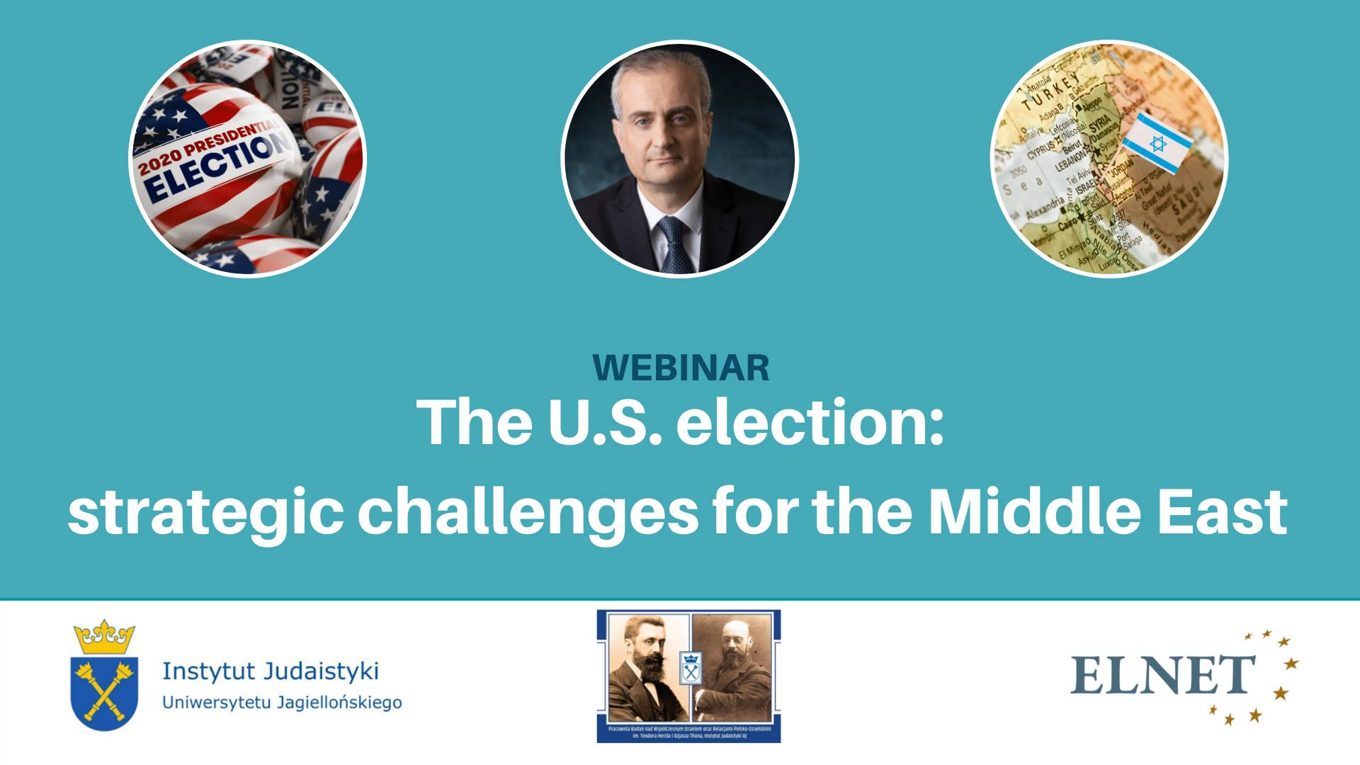 Webinar: The U.S. election: strategic challenges for the Middle East