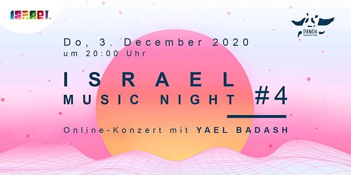 Israel Music Night#4: YAEL BADASH