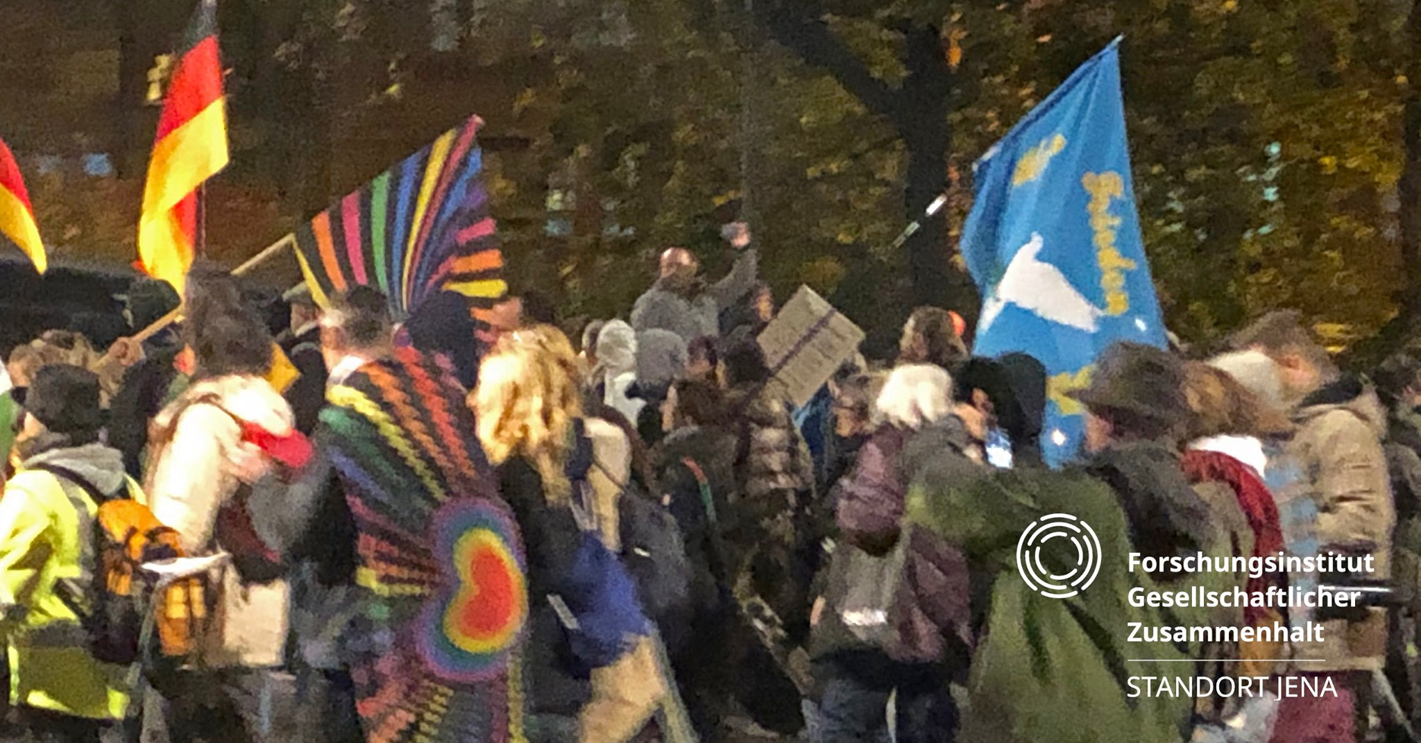 Querdenker oder autoritäre Revolte? Proteste in der Pandemie