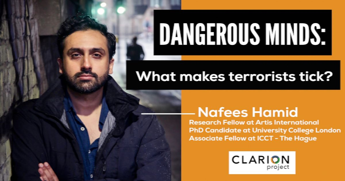 Dangerous Minds: What Makes Terrorists Tick?