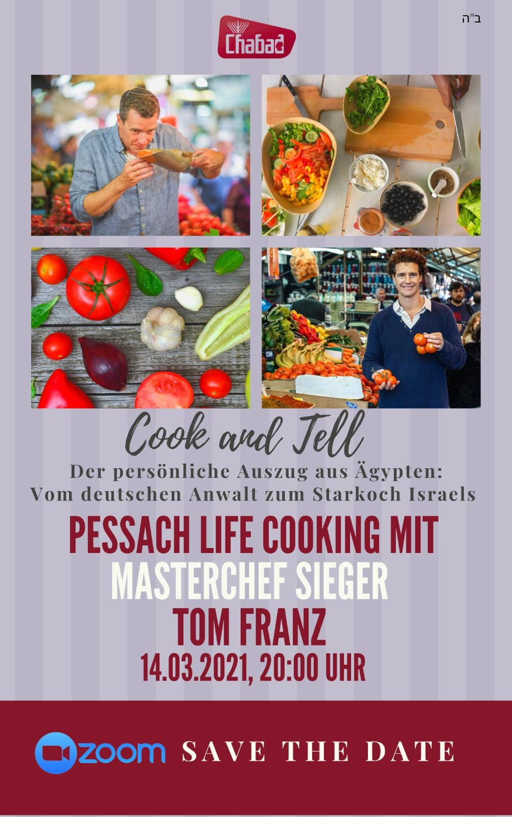 Life Cooking mit Tom Franz