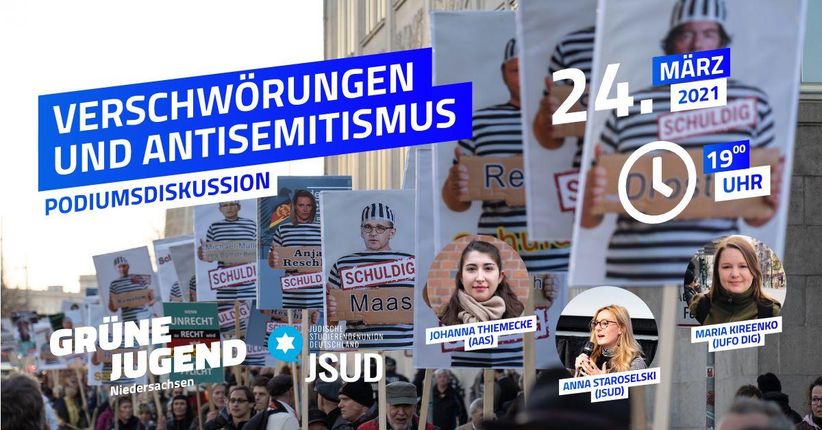 Verschwörungen und Antisemitismus