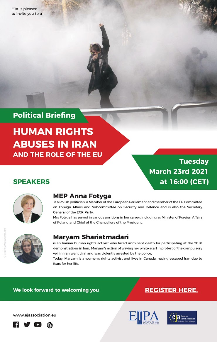 Human rights abuses in Iran and the role of the EU [NEUES DATUM!]