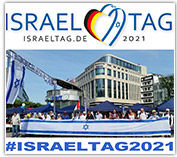SAVE-THE-DATE: 2. VIRTUELLER ISRAELTAG