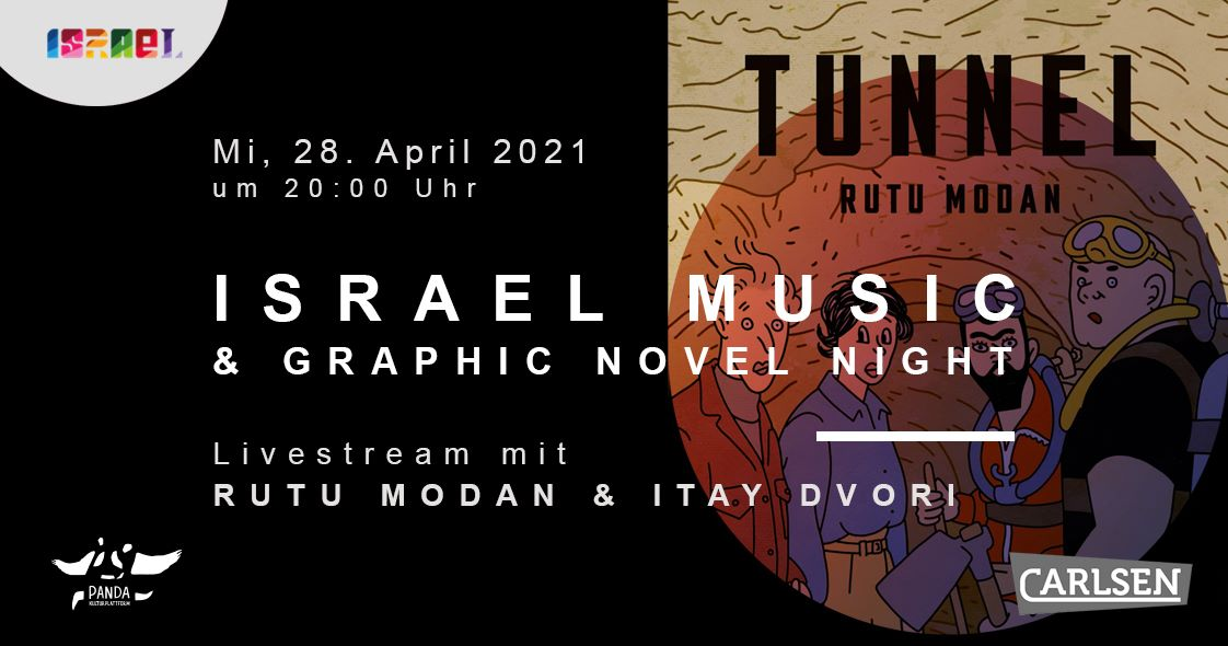 Die #IsraelMusicNight geht weiter...