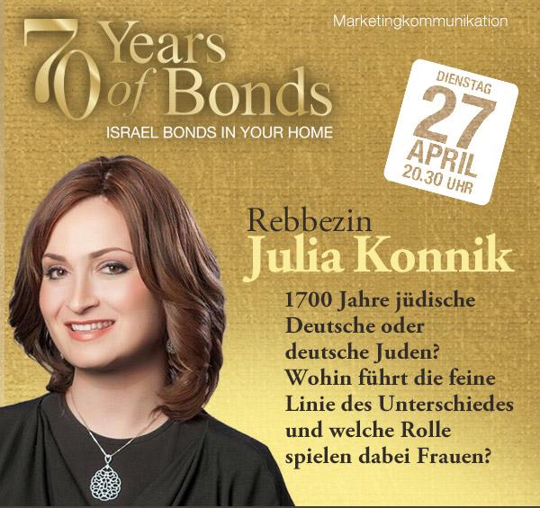 ACHTUNG VERSCHOBEN - NEUER TERMIN FOLGT!!!!! - Einladung Online Event mit Rebezzin Julia Konnik