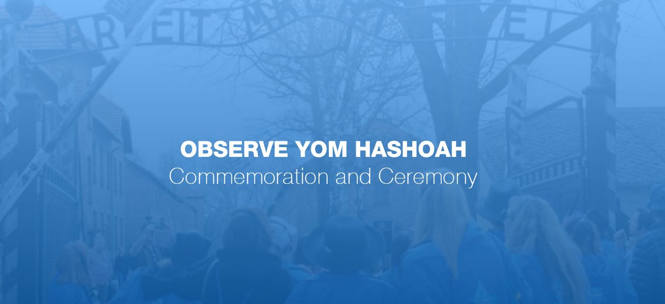 Join The Jewish Agency for a worldwide broadcast to commemorate Yom HaShoah, Holocaust Remembrance Day, and participate in a virtual International March of the Living.
