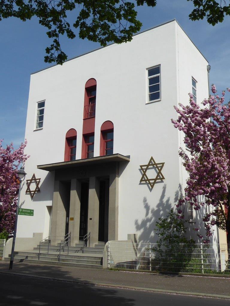Bad Nauheim: Solidarität mit Jüdinnen und Juden - gegen Antisemitismus