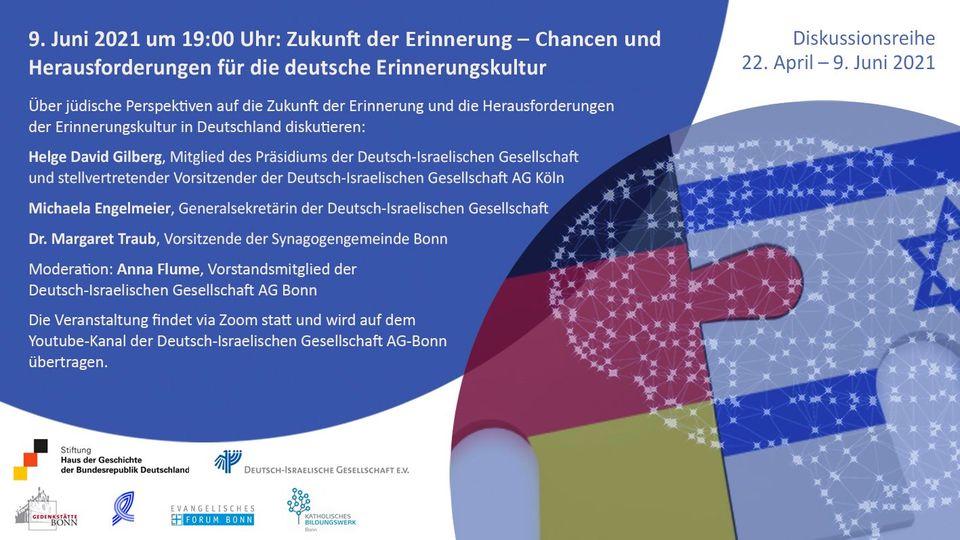 Zukunft der Erinnerung - Chancen und Herausforderungen für die deutsche Erinnerungskultur