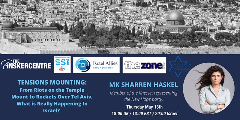 From Riots on the Temple Mount to Rockets Over Tel Aviv, What is Really Happening In Israel?