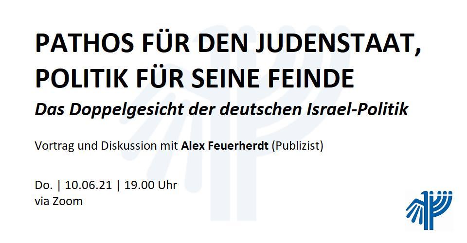 Das Doppelgesicht der deutschen Israel-Politik