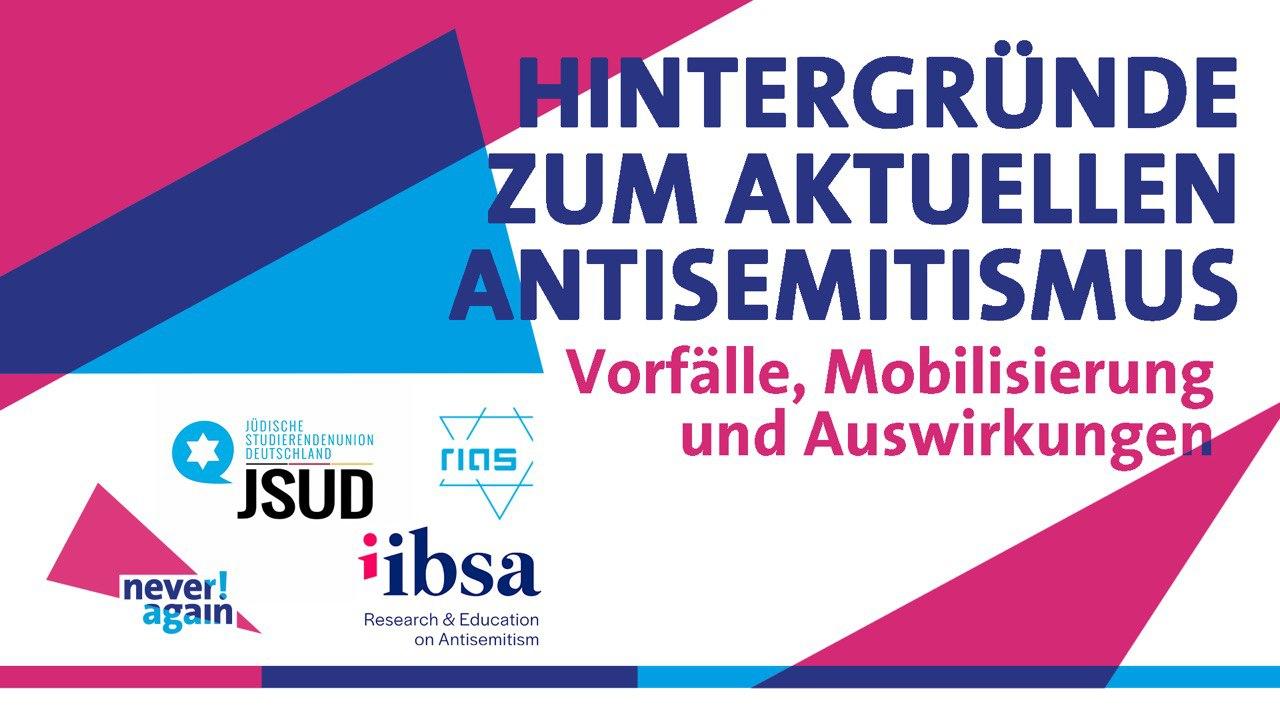 Hintergründe zum aktuellen Antisemitismus: Vorfälle, Mobilisierung und Auswirkungen