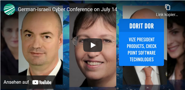The German-Israeli Cyber Conference