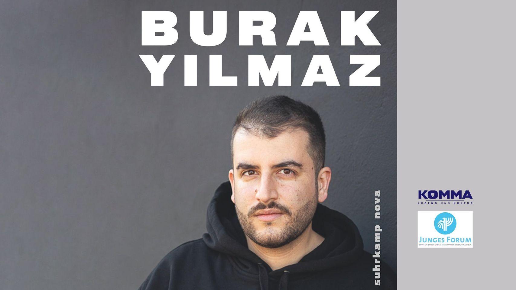 """Burak Yilmaz """"Ehrensache – Kämpfen gegen Judenhass"""" (Suhrkamp Verlag)"""