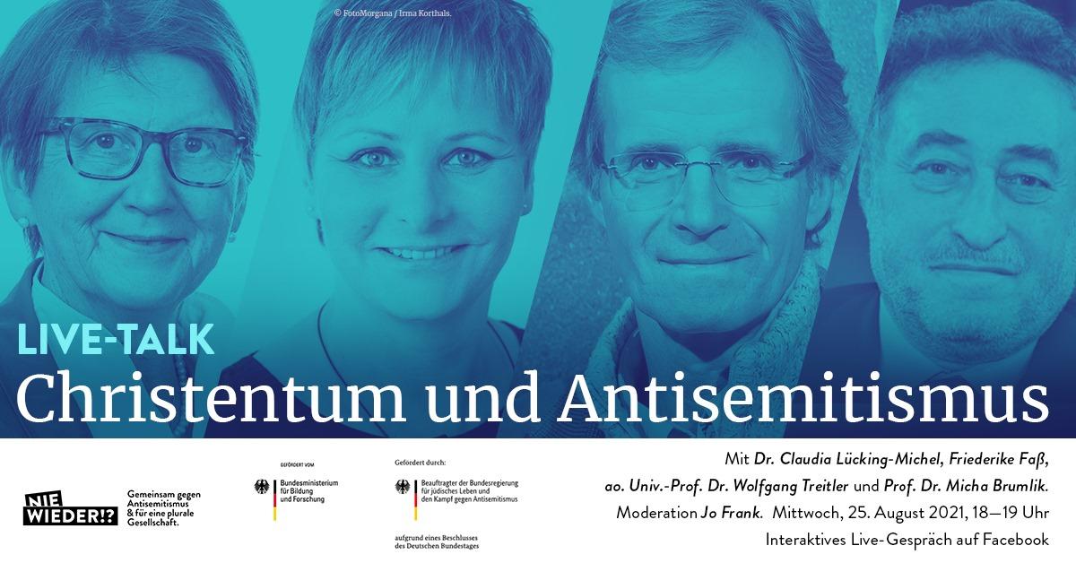 Christentum und Antisemitismus