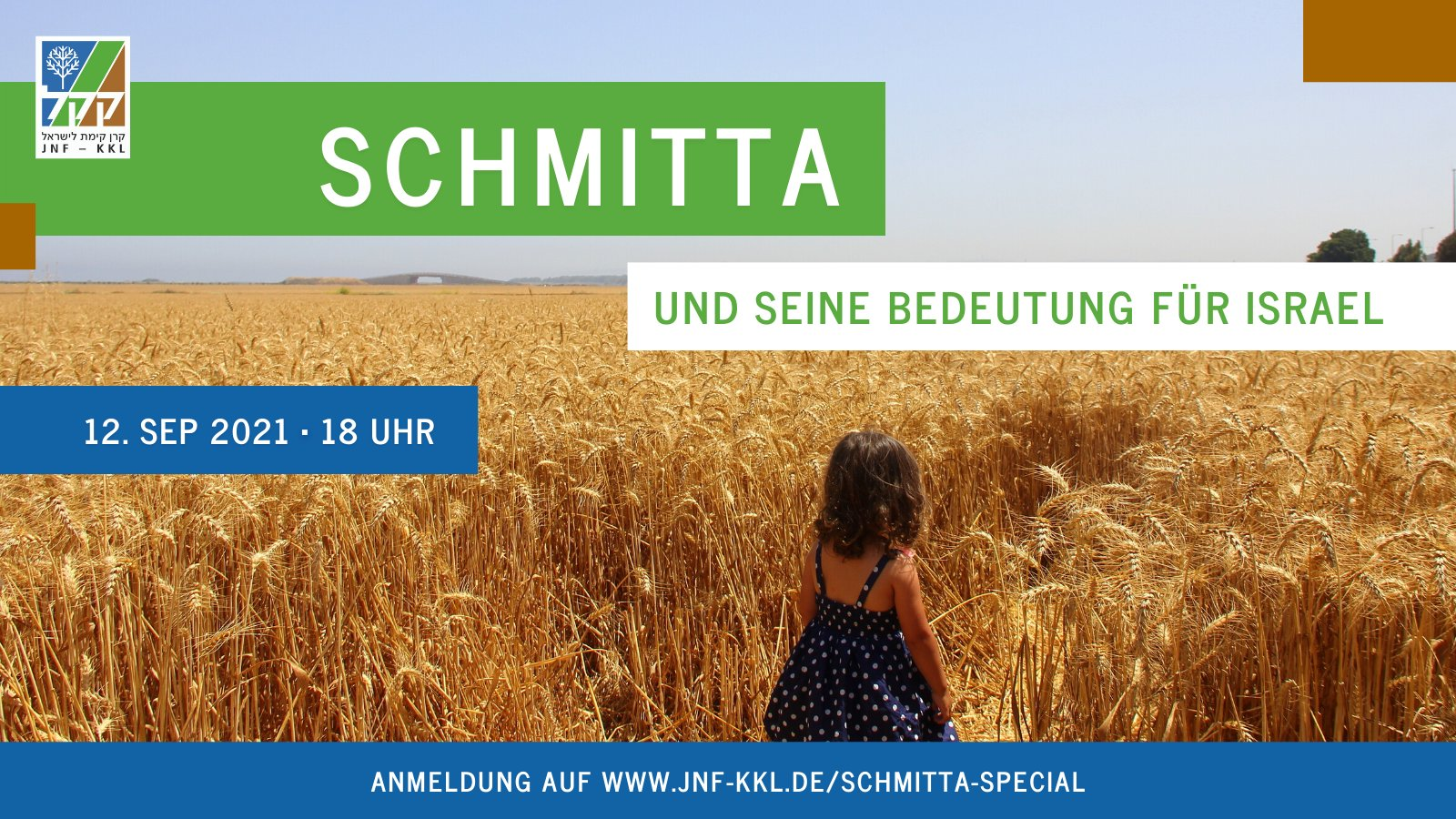 Rosh HaShana Special - das Schmitta-Jahr beginnt!