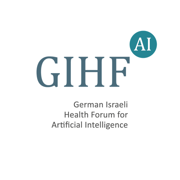 KickOff - German Israeli Health Forum for Artificial Intelligence (GIHF - AI)
